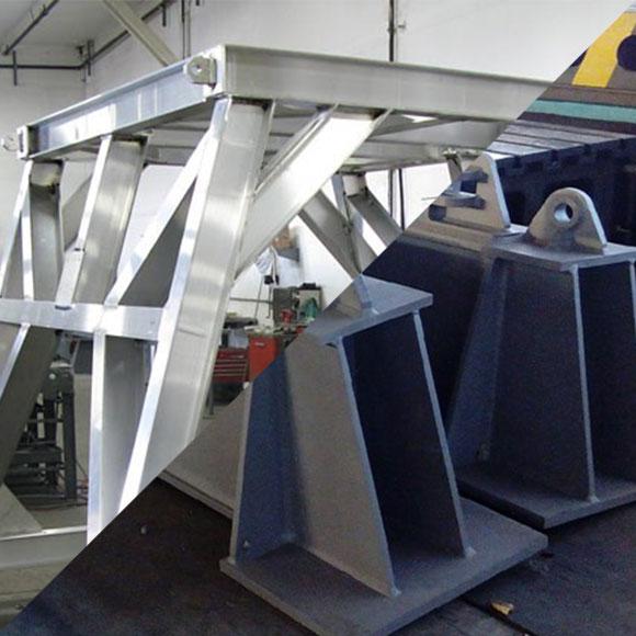 konstrukcje stalowe spawane