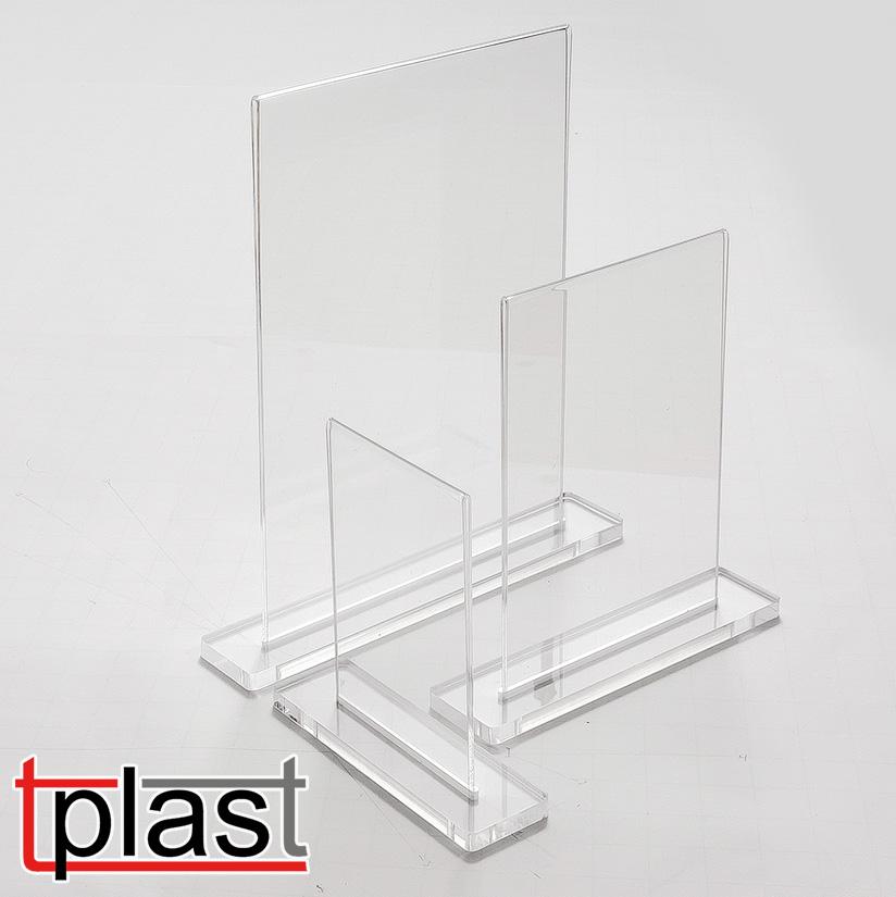 stojaki reklamowe podstawka akrylowa