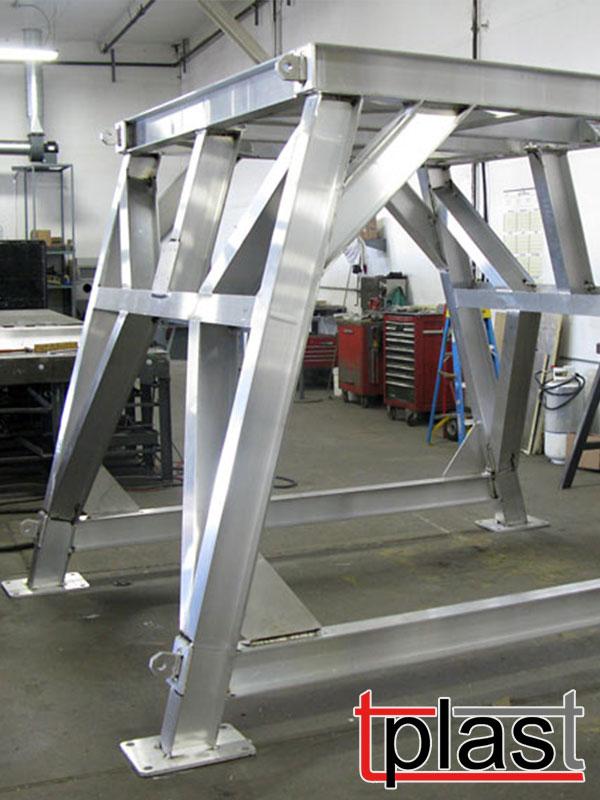 specjalistyczne konstrukcje stalowe spawane